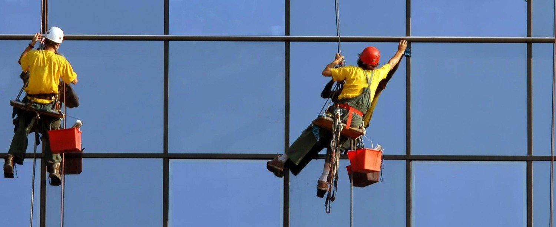 Промышленный альпинизм и высотные работы в москве